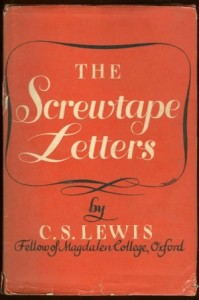 Screwtape Letters (1)