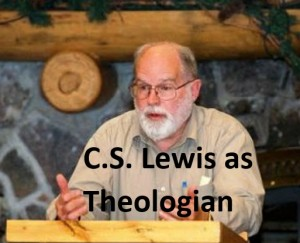 Lewis as Theologian (Williams Talk 2014)