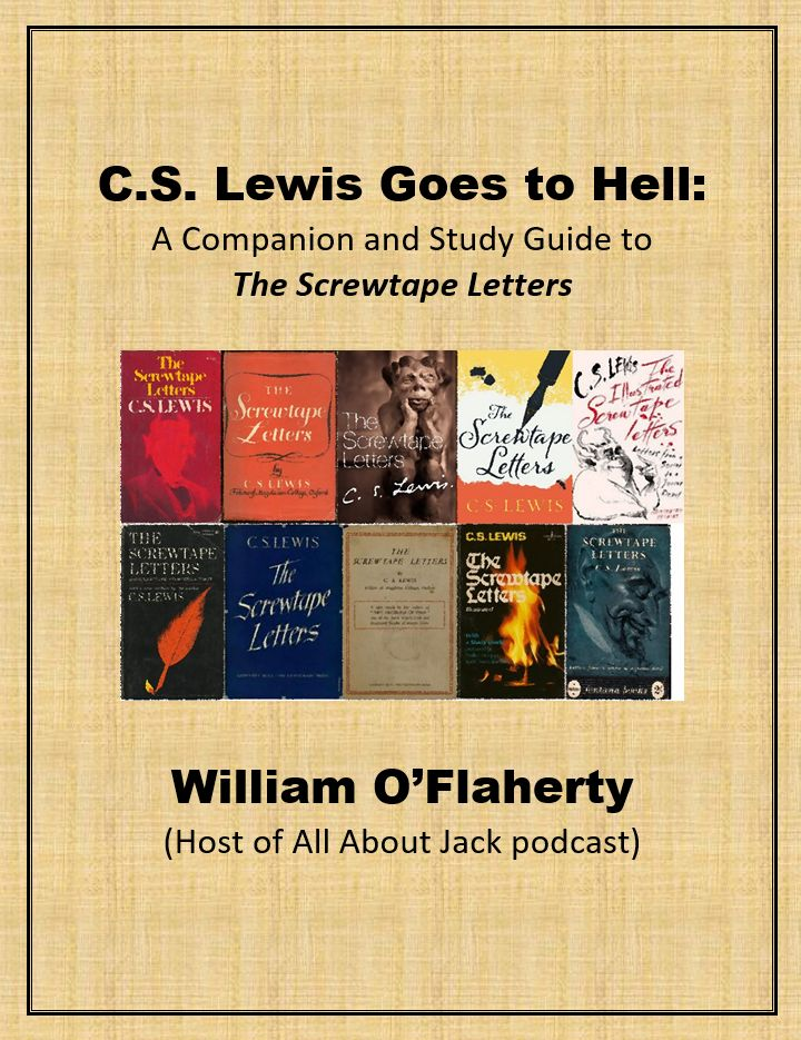 notes on the screwtape letters
