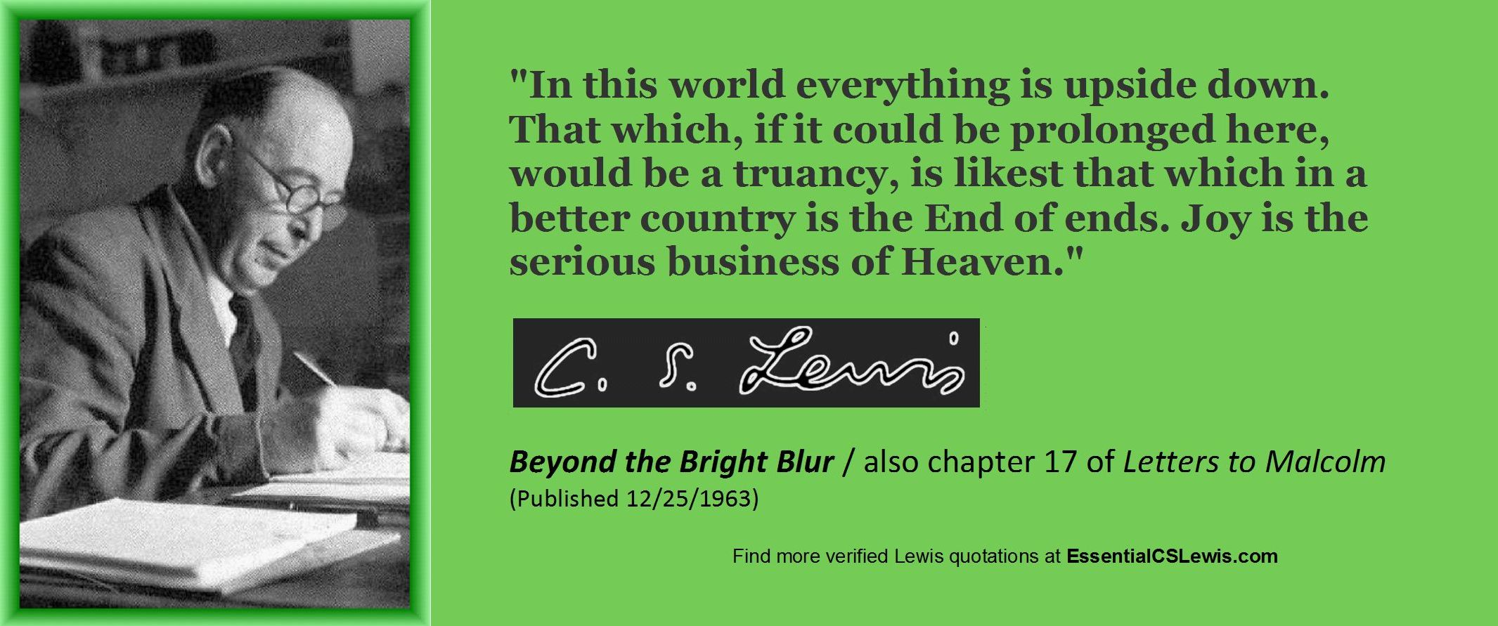 c.s lewis + online essay + is theology poetry The personal heresy by c s lewis is a lewis seems to discuss his first essay in a there is a christian sub-text to lewis's position: poetry can do.
