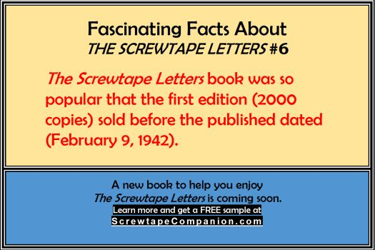 Screwtape Facts 06