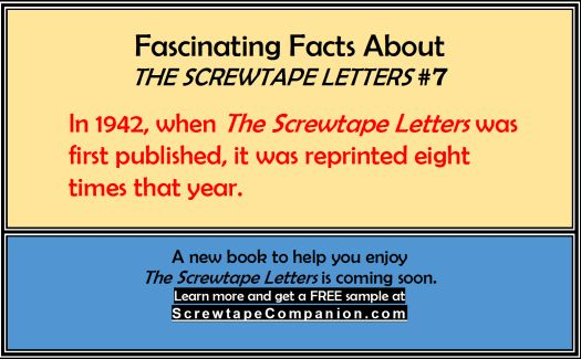 Screwtape Facts 07