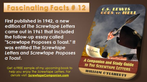 Screwtape Facts 12
