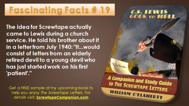 Screwtape Facts 19