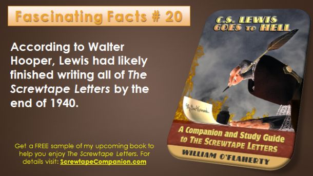 Screwtape Facts 20
