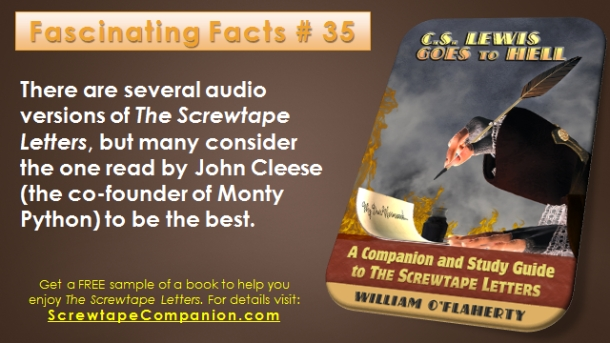 Screwtape Facts 35