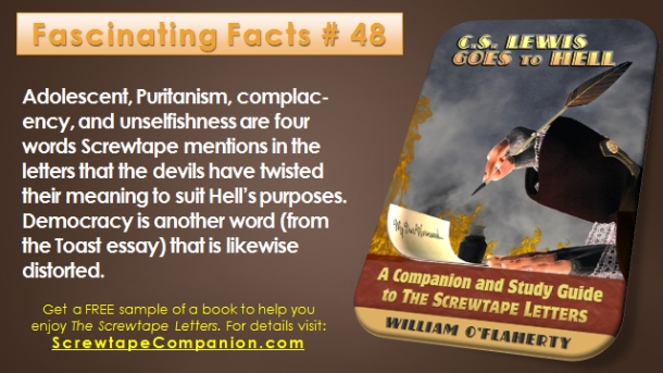 Screwtape Facts 48