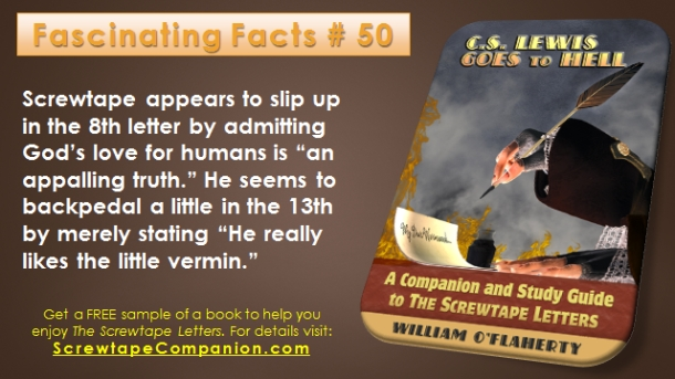 Screwtape Facts 50
