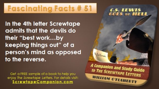 Screwtape Facts 51