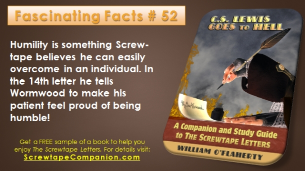 Screwtape Facts 52