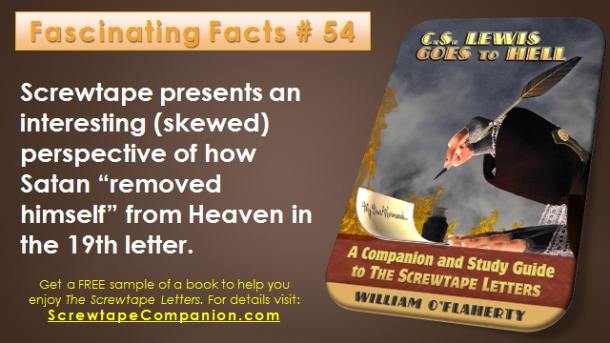 Screwtape Facts 54