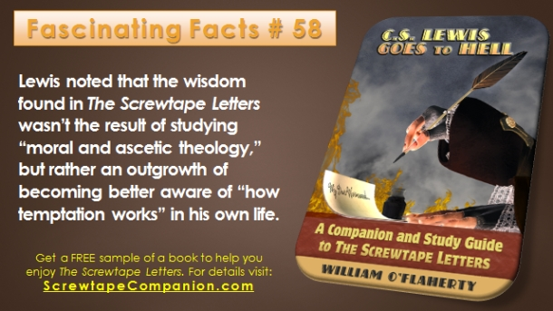 Screwtape Facts 58