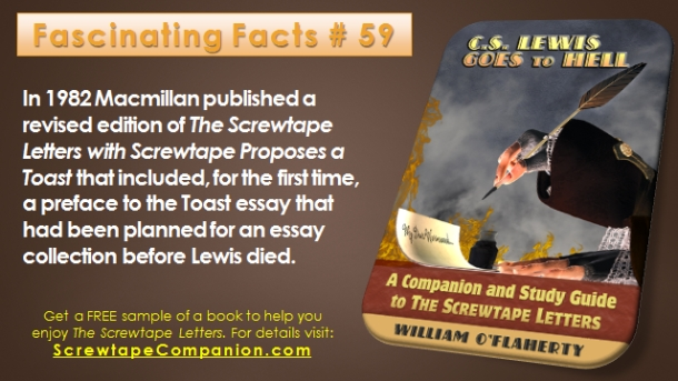 Screwtape Facts 59