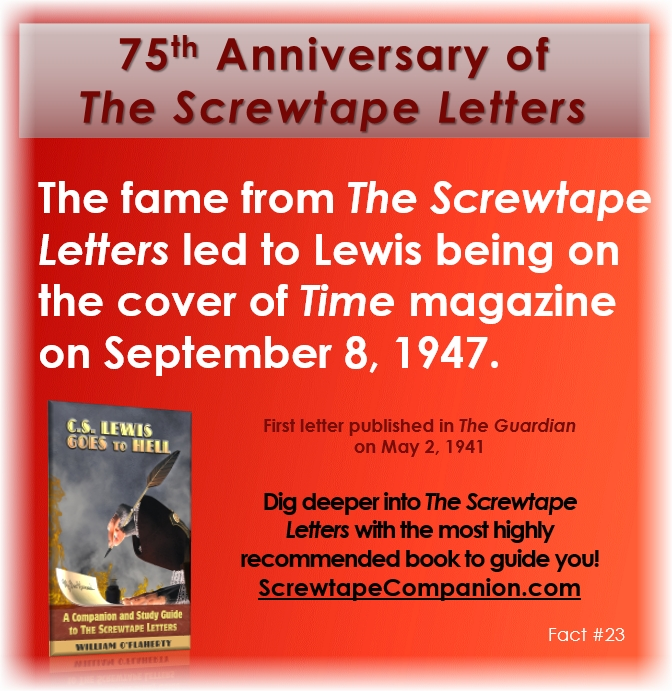 75th anniversary of the screwtape letters 23 essential