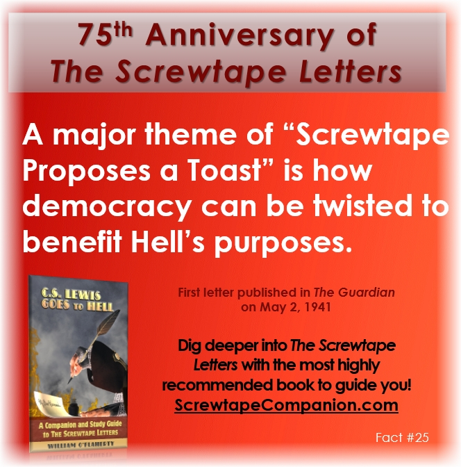 the screwtape letters essay example
