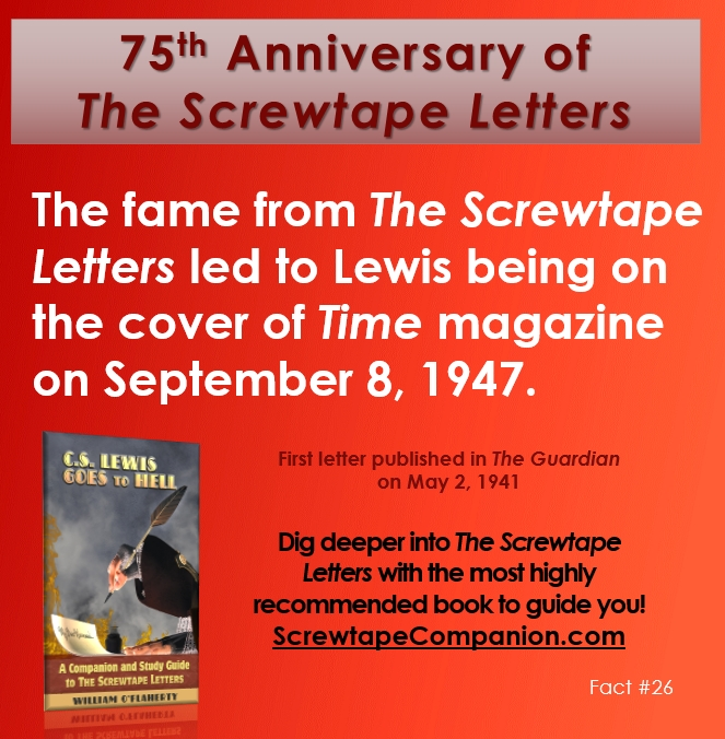 a review of the story screwtape letter Review: the screwtape letters at park theatre park theatre &diam 8th december 2016 - 7th january 2017 'the hairless bipeds he has created': david ralf reviews an adaptation of c s lewis's the screwtape letters.