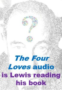 Four Loves Not Audiobook
