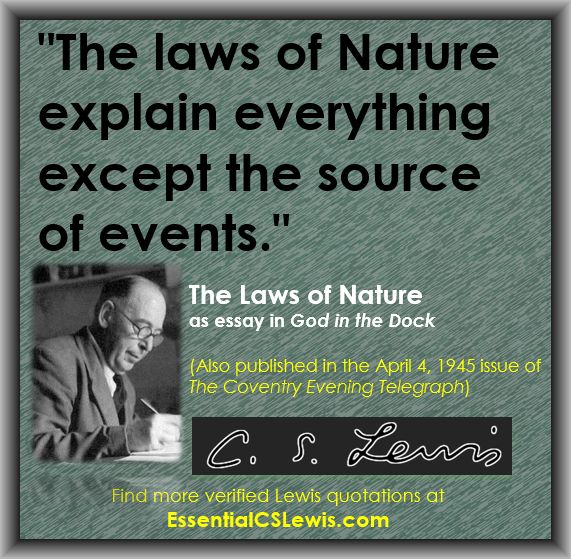 Q04-04 - (Laws of Nature)
