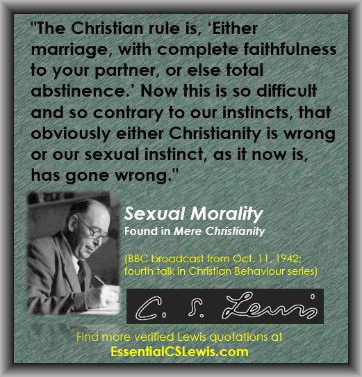 morality in mere christianity