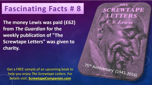 the screwtape letters pdf fascinating facts about the screwtape letters 8 25243