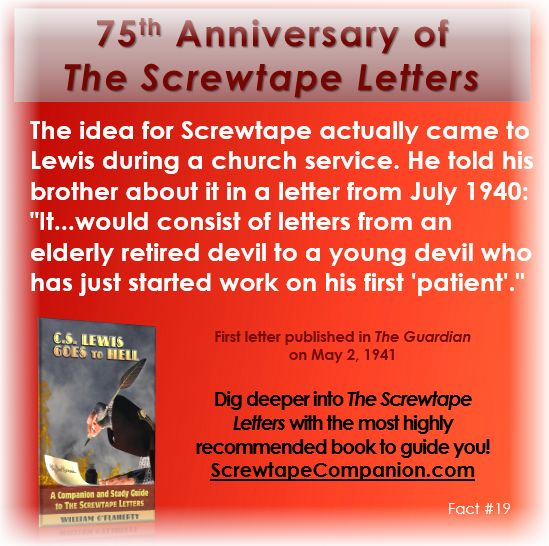 the screwtape letters pdf screwtape facts essential c s lewis 25243