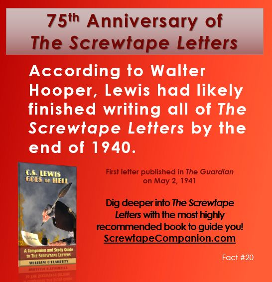 the screwtape letters pdf 75th anniversary of the screwtape letters 20 essential 25243
